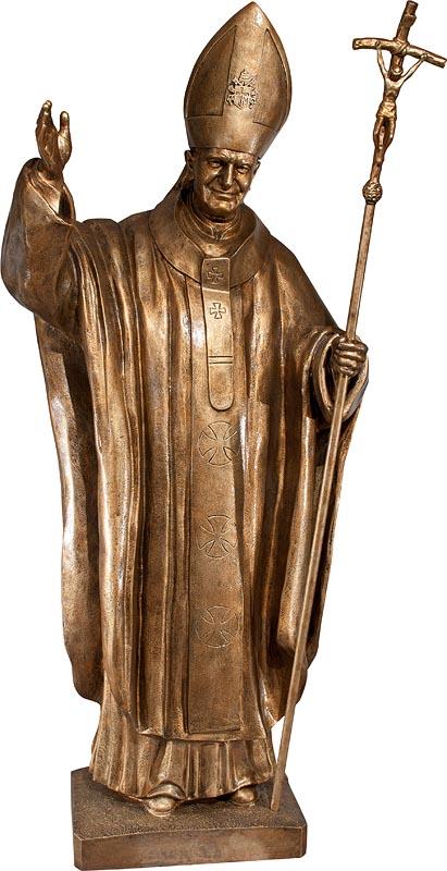 Sv. Ján Pavol II. 200 cm