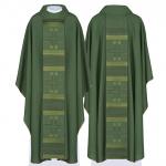 Zelený ornát HA/7032-01