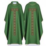 Zelený ornát HA/7052-01